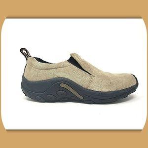 MERRELL Jungle Moc Leather Trail Hiking Shoes